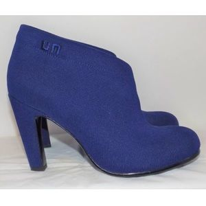 United Nude Blue Booties